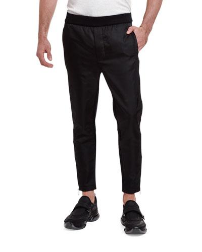 Men's Jersey & Nylon Sweatpants