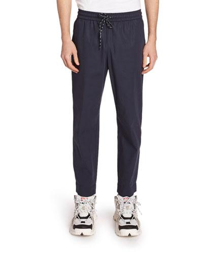 Men's Tapered Crop Pants