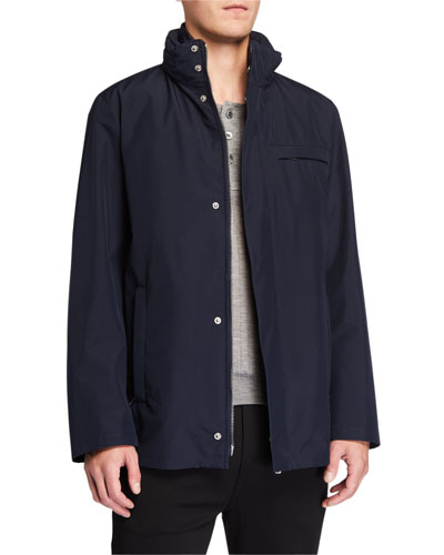 Men's 3-in-1 Puffer Coat