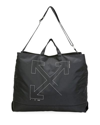 Unfinished-Logo Tote Bag