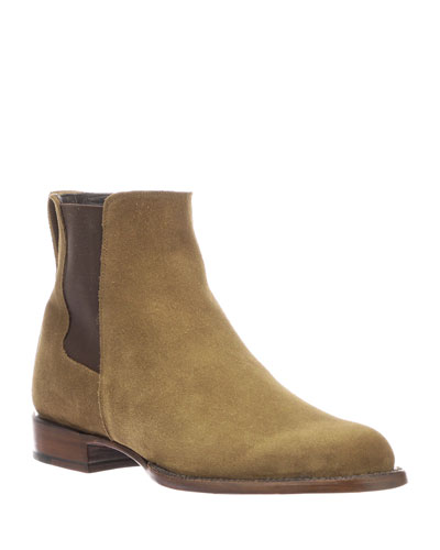Men's Grayson Suede Chelsea Boots (Made to Order)