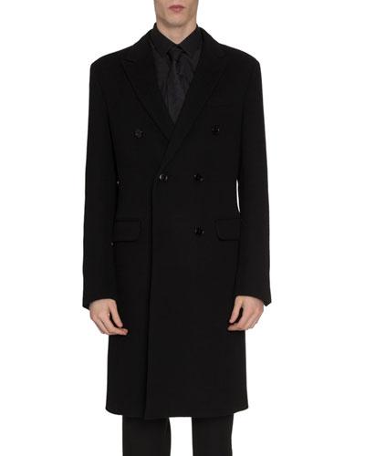 1697a143f Double Breasted Cashmere Coat | bergdorfgoodman.com