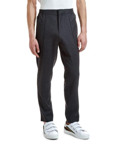 Men's Flannel Jogger Pants