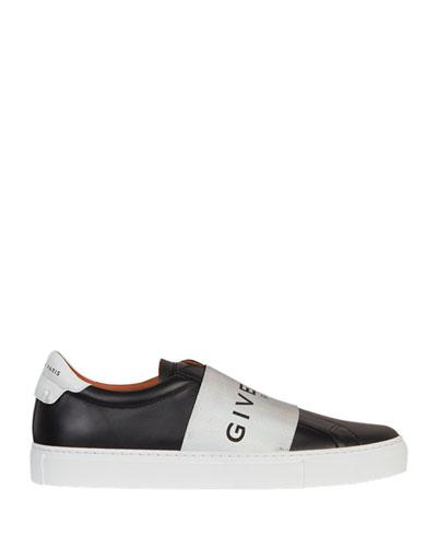 Men's Urban Street Elastic Slip-On Sneakers