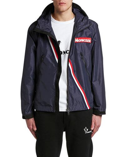 Men's Trakehner Tricolor Technical Jacket