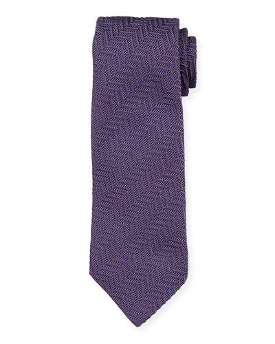 Thistle 6 Textured Tie