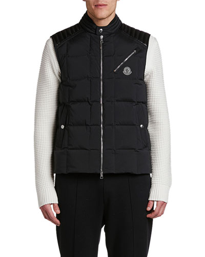 Men's Holsteiner Zip-Front Quilted Vest