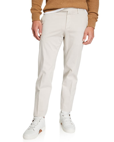 Men's Garment-Dyed Tab Pants