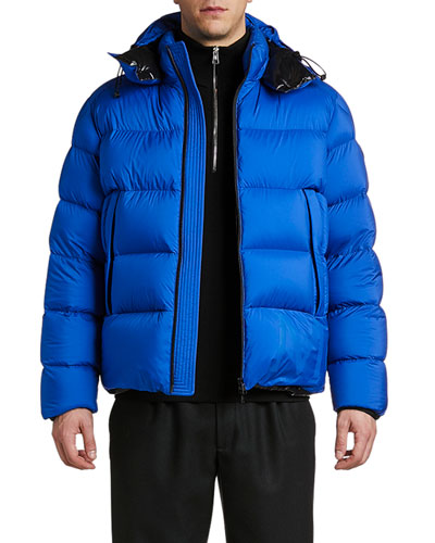 Men's Wilms Hooded Puffer Coat