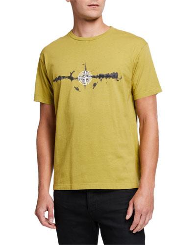 Men's Compass Graphic T-Shirt