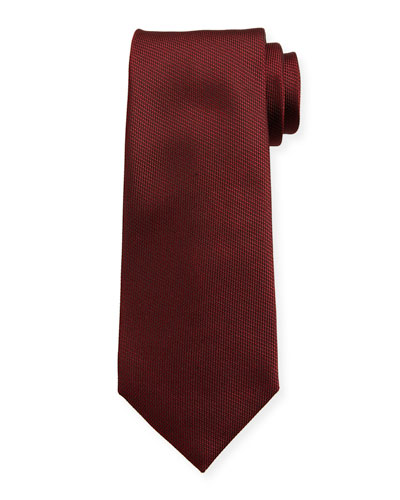 bec379025a36 Men's Solid Silk Tie Quick Look. TOM FORD