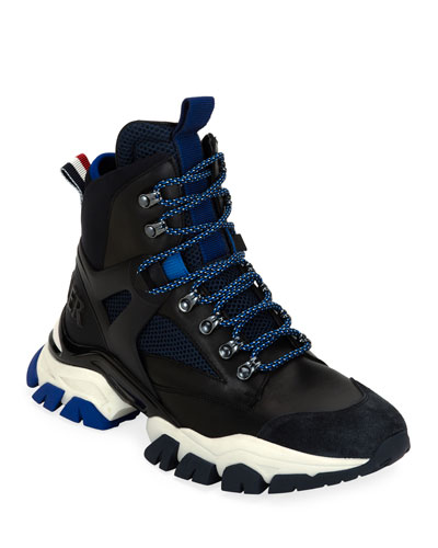 Men's Tristan High-Top Hiker Sneakers