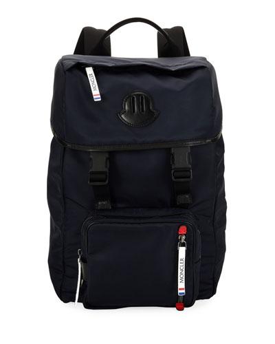 Men's  Chute Logo Backpack