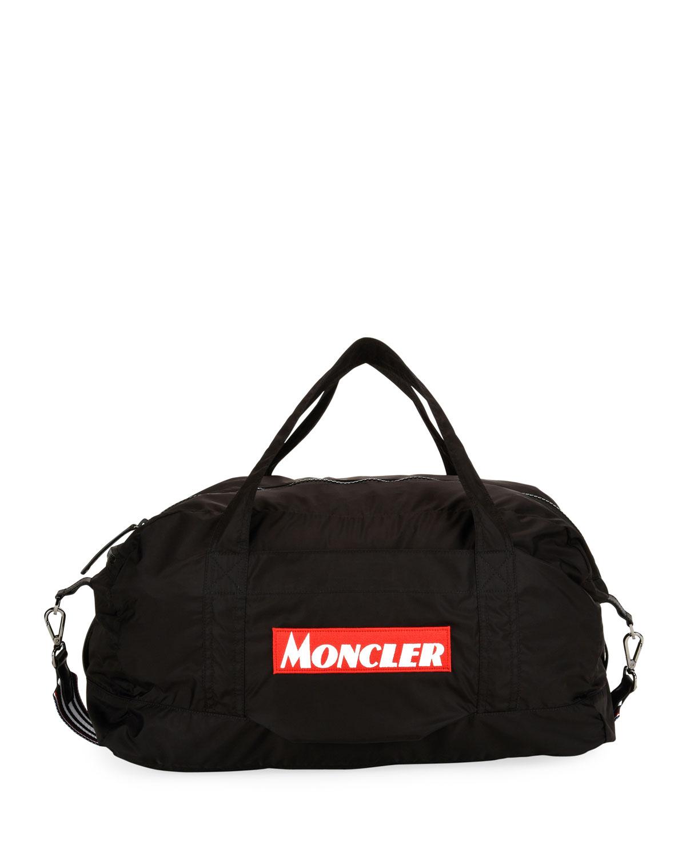 Moncler Bags MEN'S NIVELLE WEEKENDER DUFFEL BAG