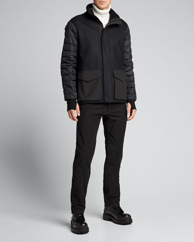 Men's Glenwood Knit Jacket