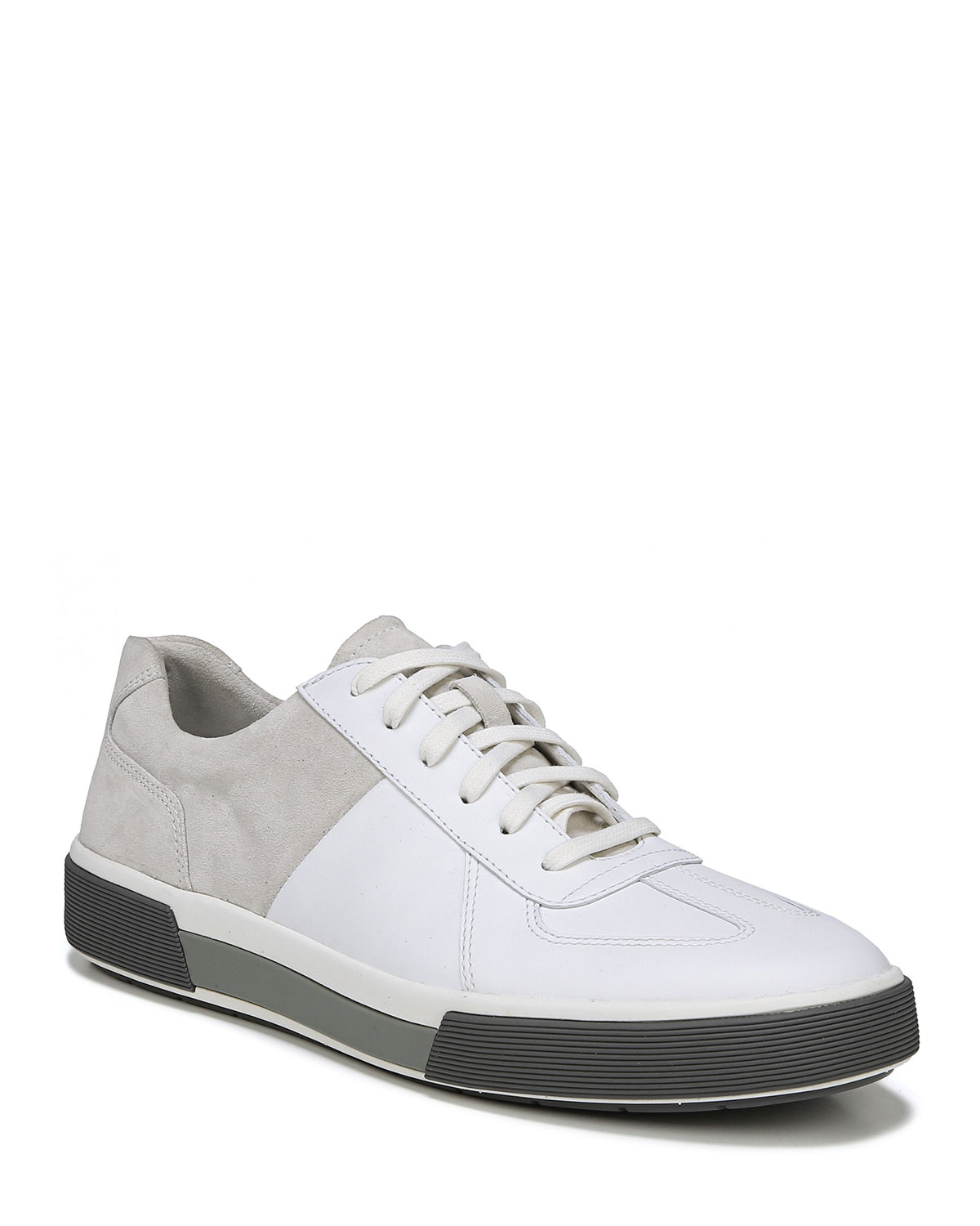 Vince Tops MEN'S ROGUE SUEDE & LEATHER LOW-TOP SNEAKERS