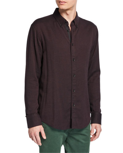 Men's Fit 2 Tomlin Jaspe Sport Shirt