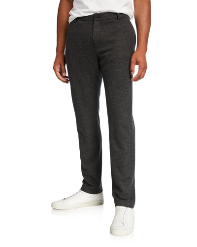 Men's Cozy Wool Relaxed Pants