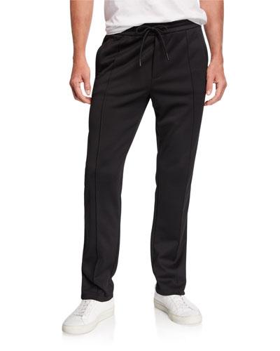 Men's Side Stripe Track Pants