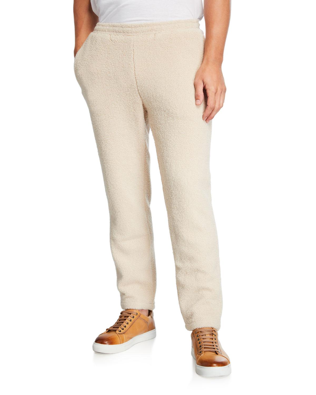 Ovadia & Sons Pants MEN'S COZE SHERPA SWEATPANTS