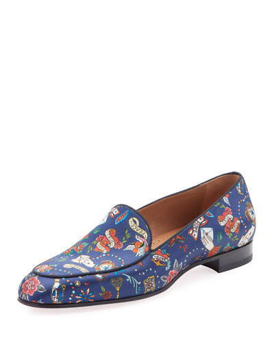 Men's Style on the Nile Formal Loafers