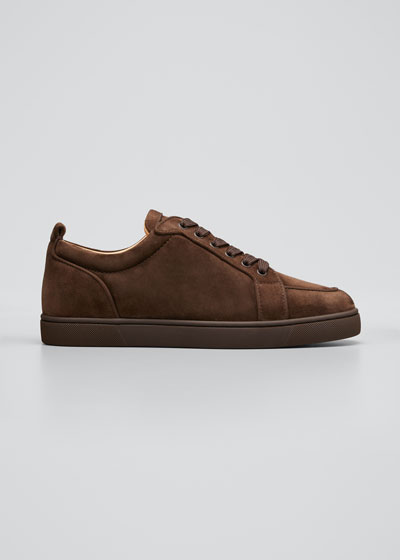 Men's Rantulow Orlato Velour Low-Top Sneakers