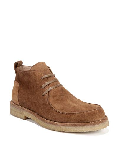 Men's Colter Moc-Toe Chukka Boots