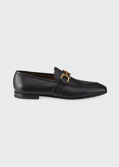 Men's Sherman Gancini Leather Loafers