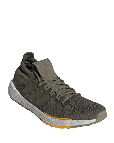 Men's Boost HD Stretch-Knit Running Sneakers