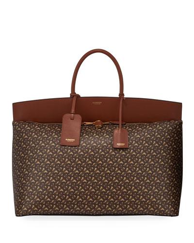 Men's XL Society Logo Tote Bag