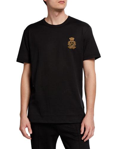 Men's Crest Graphic T-Shirt