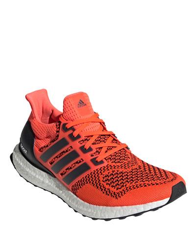 Men's Ultraboost 10 Stretch-Knit Sneakers