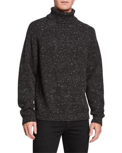 Men's Asher Roll-Neck Sweater