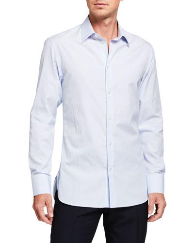 Men's Jasper Cotton Sport Shirt
