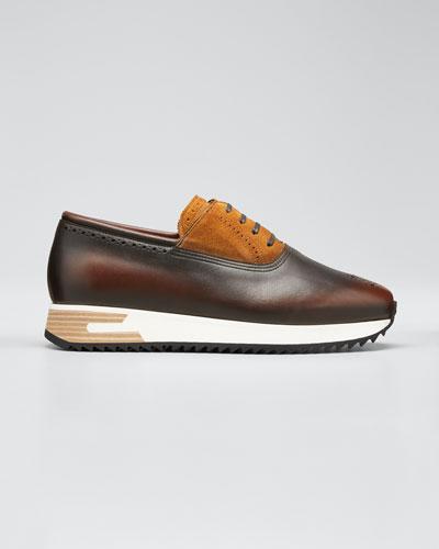 Men's Escale Hybrid Oxford Dress Sneakers