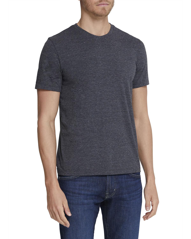 Ag T-shirts MEN'S BRYCE HEATHERED CREWNECK T-SHIRT