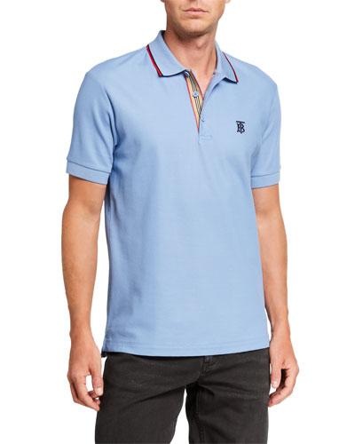 Men's Walton Pique Polo Shirt