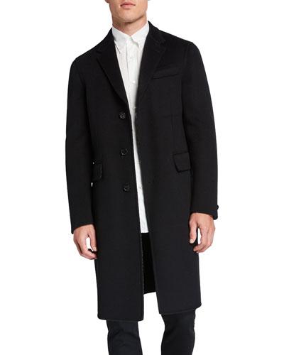 Men's Hawkhurst Wool-Blend Coat