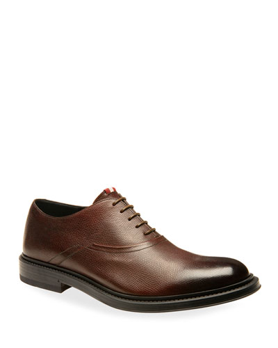 Men's Nick Leather Oxford Shoes