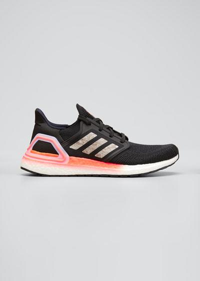 Men's Ultraboost 20 Primeknit Runner Sneakers