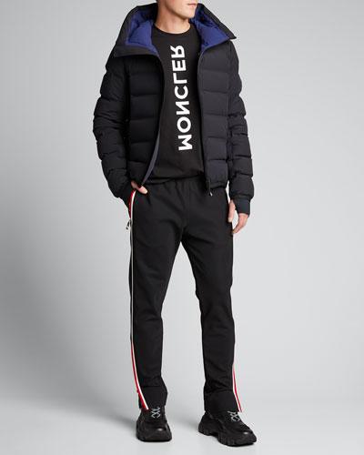 Men's Lagorai Hooded Puffer Jacket