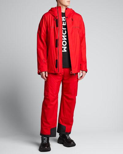 Men's Grenoble Linth Hooded Jacket