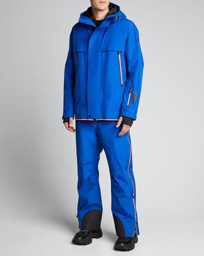 Men's Grenoble Miller Hooded Jacket
