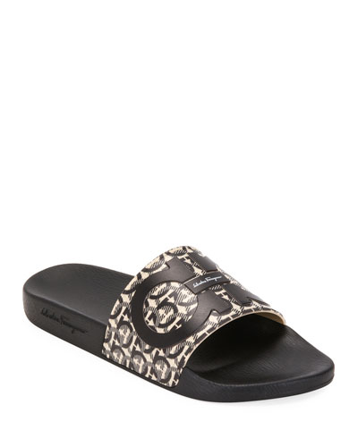 Men's Groove 6 Gancini Slide Sandals