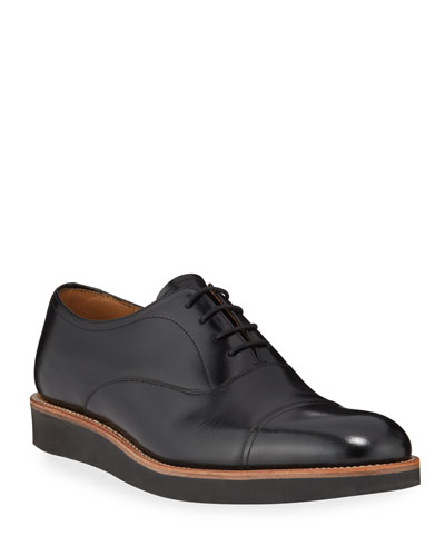 Men's Elliot Leather Oxford Shoes