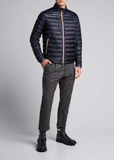 Men's Daniel Puffer Coat