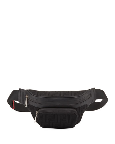Men's FF Logo Belt Bag