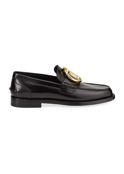 Men's Emile TB Leather Loafers