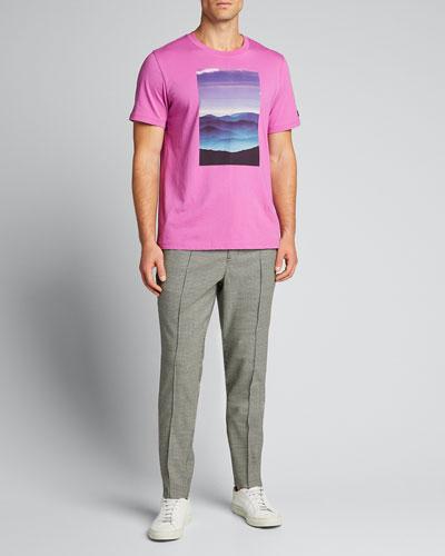 Men's Tatra Landscape Graphic T-Shirt