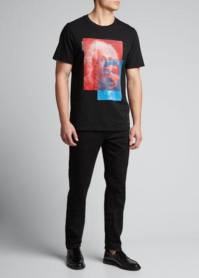 Men's Einstein Graphic Jersey T-Shirt